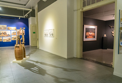 """Manifesto 6.0"" Installation View #2"
