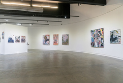 """Grotesk"" Installation View #4"
