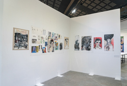 """Grotesk"" Installation View #6"