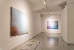 """Visible Form of Feelings"" Installation View #2"