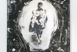 """""""Potret Diri sebagai Kaum Munafik"""" Installation View"""
