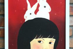 Anak Perempuan Bershio Kelinci