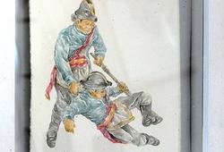 Prajurit Kraton Lunglai