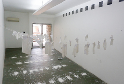 Re-birth (Installation View)