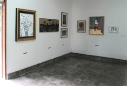 "Heading JIMB 3 - ""Art Collective"" Installation View 3"