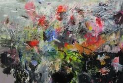 Untitled - 200 x 200 -  - 2018 - Ibrahim