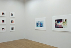 """Toshi - I Can See What You Do"" Installation View #1"