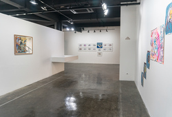 """Got Paper?"" Installation View #1"