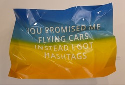 You Promised Me A Flying Cars Instead I Got Hashtags