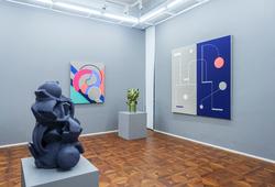 """Elysian Fields"" Installation View #1"