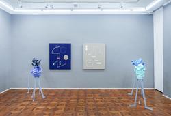 """Elysian Fields"" Installation View #2"
