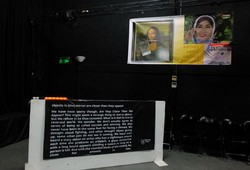 """Objects In The Mirror Are Closer Than They Appear """"Installation View 5"""""""