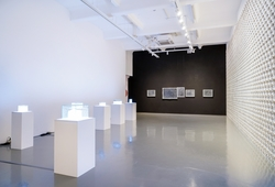 """Radiance"" Installation View #1"