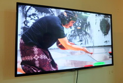 Performance documentation from Tisna Sanjaya