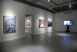 """Natura Hominis"" Installation View #3"