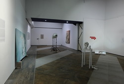 """Jauh Tak Di Antara"" Exhibition View #1"