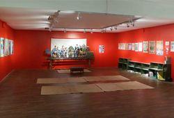 Bara Lapar Jadikan Palu Installation View #3