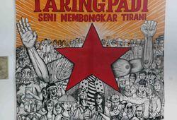 Banner Launching Buku Taring Padi