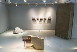 """Sela Sawala"" Installation View #2"