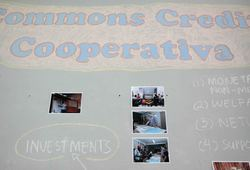 Commons Credit Cooperativa (CCC) #2 (Detail View #1)