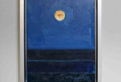 Moonlight Series No. 3: La Lune Bleu