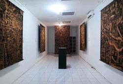 Bleach Installation View