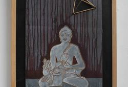 Enam Mudra dalam Satu (Six Mudras in One) (Detail View #2)