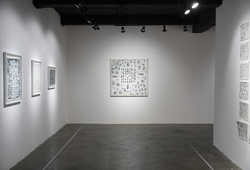 """Interplay"" Installation View #2"
