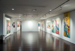 """""""Childhood Memories: The Invisible Chapter"""" Installation View #5"""