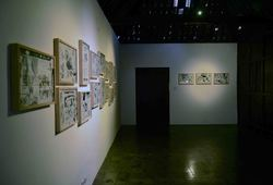Salimah Installation View #2