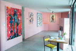 """Kaum Mata Kancing"" Installation View #1"