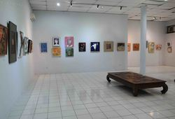 Kosen Installation View 3