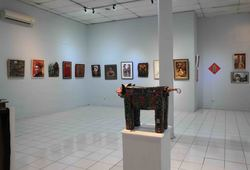 Kosen Installation View 1