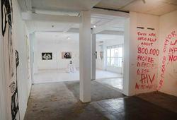Stigma & Diskriminasi Installation View #1