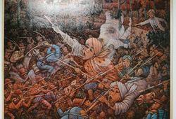 Menjelang Magrib di Perbukitan Siluk