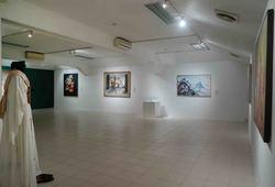 Gambar Babad Diponegoro Installation View #5