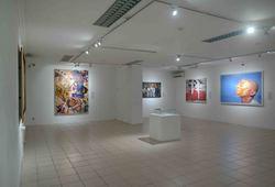 Gambar Babad Diponegoro Installation View #3