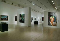 Gambar Babad Diponegoro Installation View #1