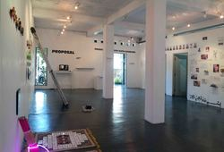 Open Call For Artist: *Bertamasya Installation View #1