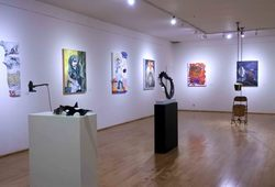 Tribute to OHD: 80 Nan Ampuh (Syang Art Space) Installation View #2