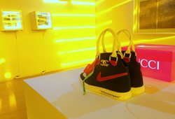 The Sneakersbag (Detail 2)
