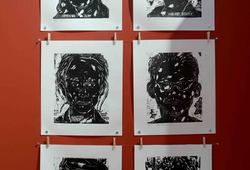 Interview with Gandung (Mobile Printmaking Project) Detail View #1