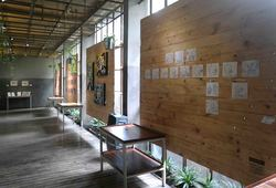 Serigala Menembus Kabut Installation View #1