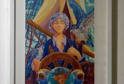 Aeon Setting Sail (in between worlds series)