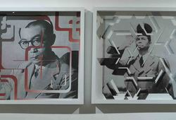 Iconic indonesia heroes