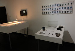 Nothing is Particular Now (Installation View)