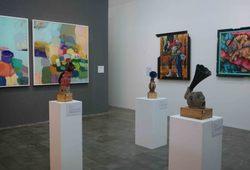 Empat Bagian: Melihat Penggalan Cerita Installation View #1
