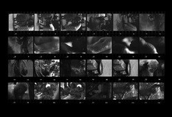 Voodoo War Ceremony Contact Sheet