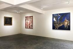 Suwaji-Seni Adalah Jalan Hidup Installation View #1