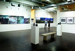 Installation View Kinez Riza #3